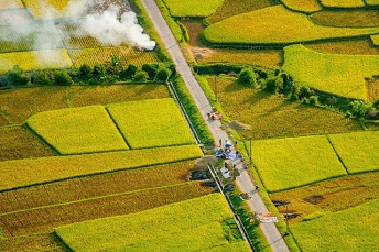 El Vietnam más verde se llama Mai Chau