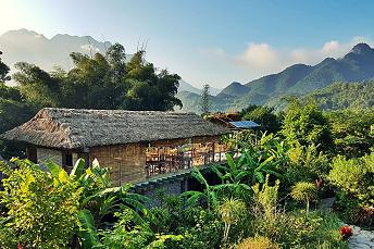 A world away from Hanoi's hustle