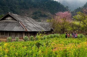 Mai Chau Valley - a pearl of Vietnam