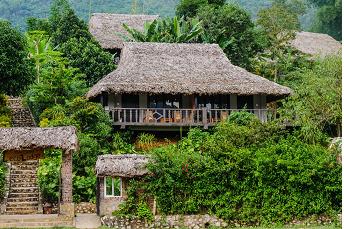 The Beauty Of Mai Chau Vietnam : Sapa's Hidden Sister City