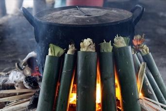 Mai Chau Ecolodge Cuisine