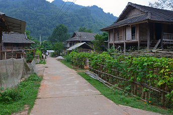 MAI CHAU – rice paddies and ethnic cultures