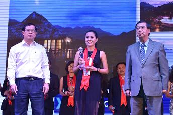 Mai Chau Ecolodge receive the Guide Awards 2016