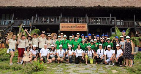 Mai Chau Ecolodge  - MICE tour 04