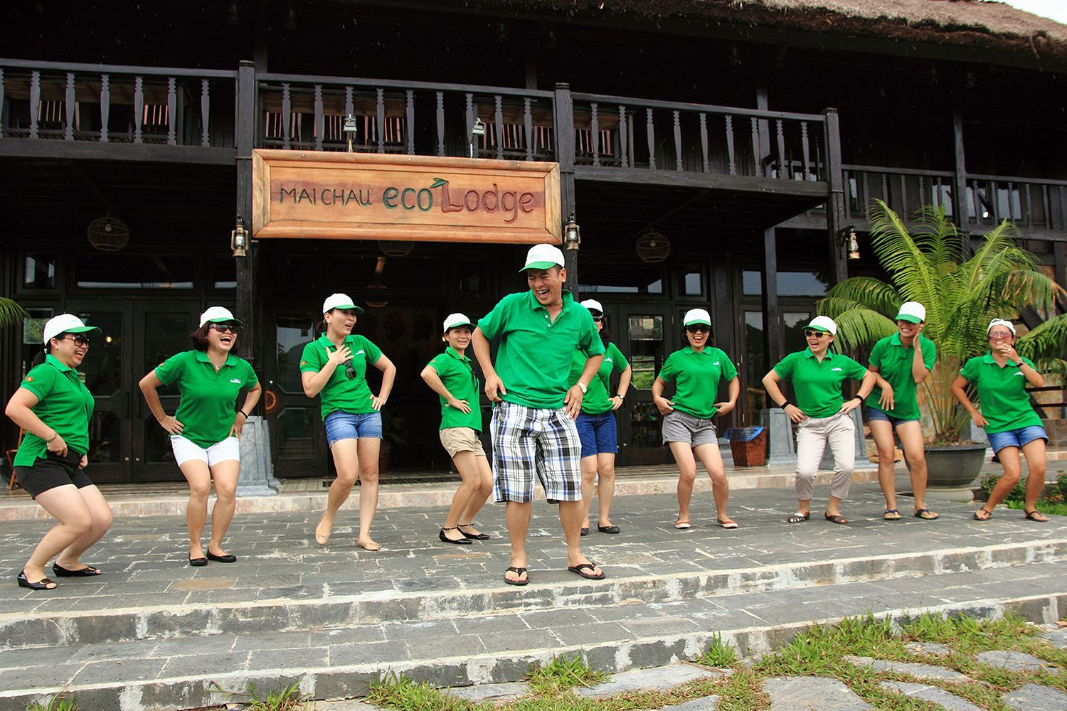 Mai Chau Ecolodge  - MICE tour 03