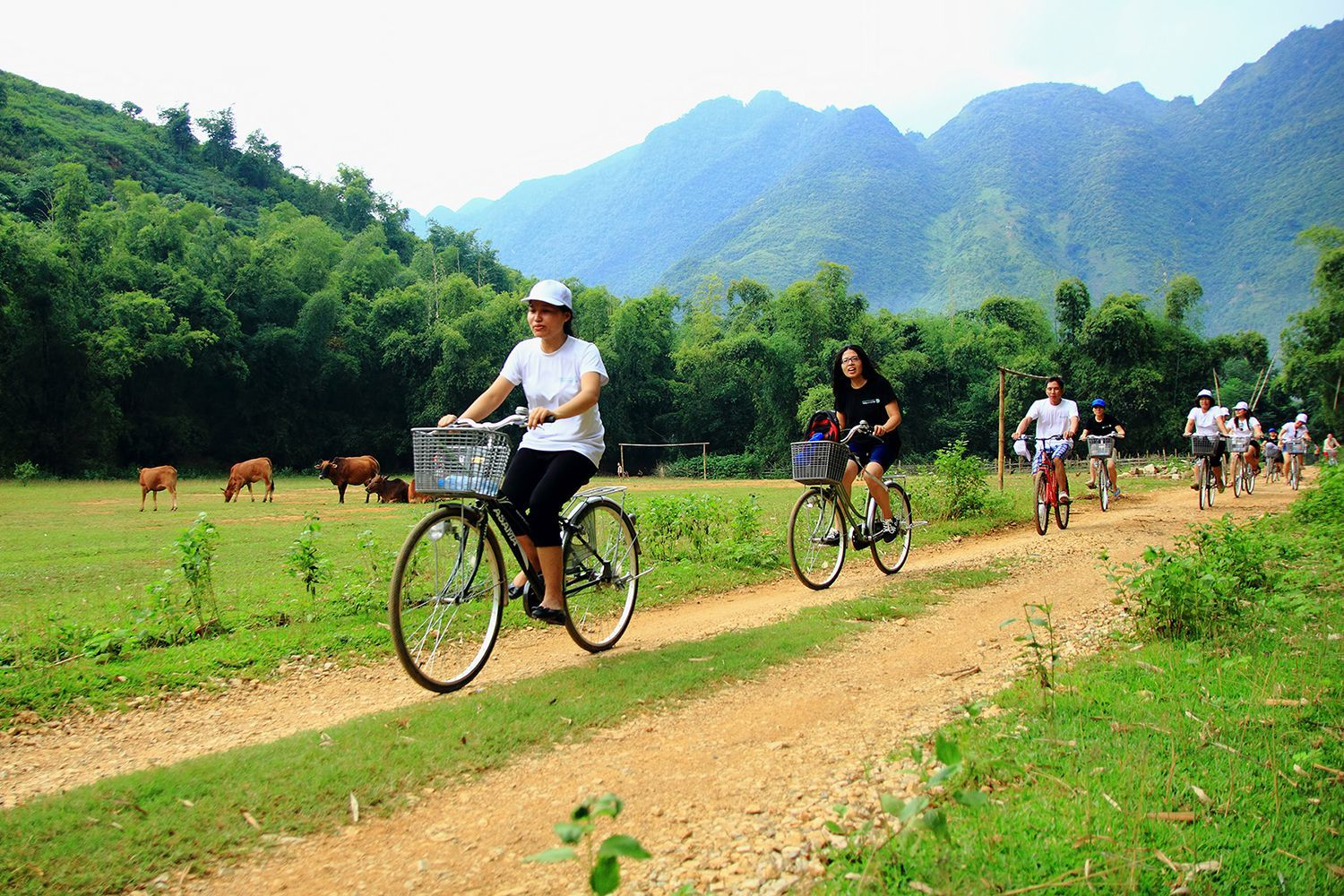 Mai Chau Ecolodge  - MICE tour 01