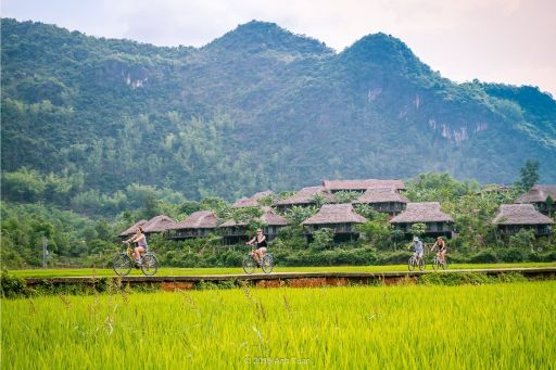 Mai Chau Ecolodge overview 05