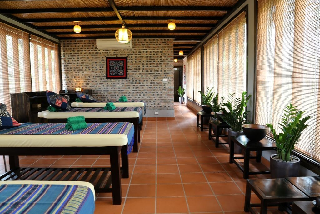 Mai Chau Ecolodge - Spa 04