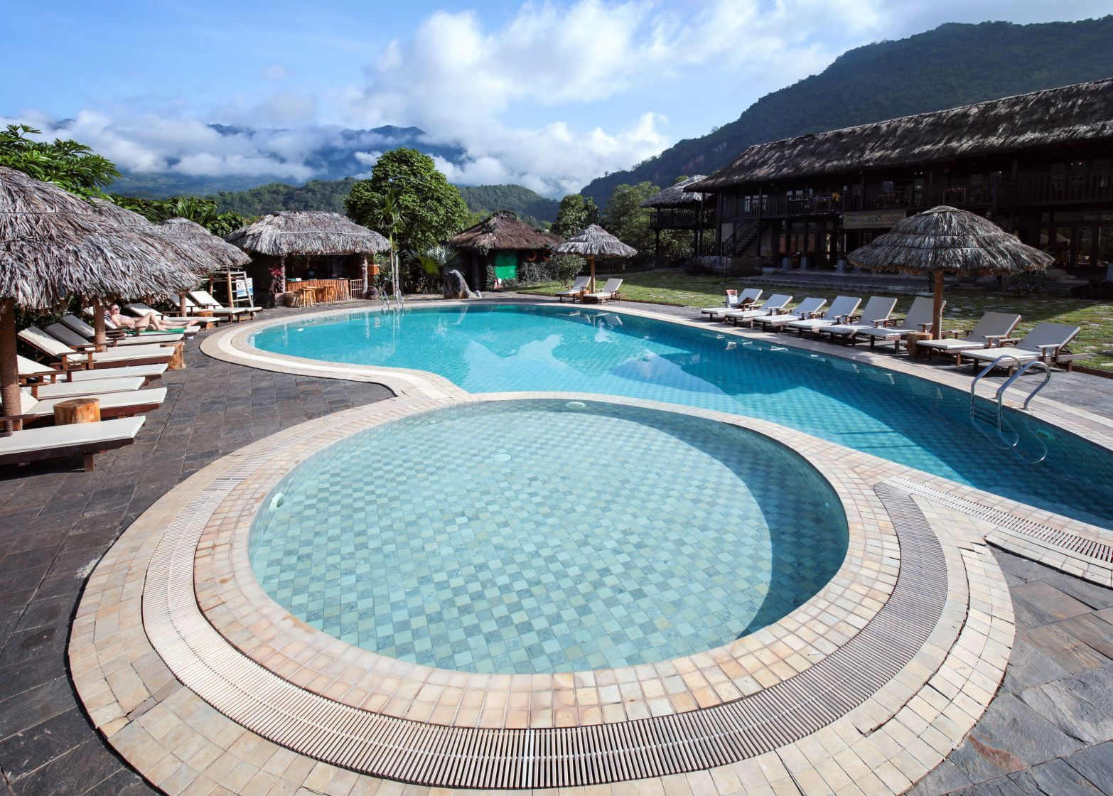 Mai Chau Ecolodge_Swimming Pool