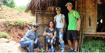 TREKKING TOUR HANG KIA - VAN VILLAGE (FULL DAY)