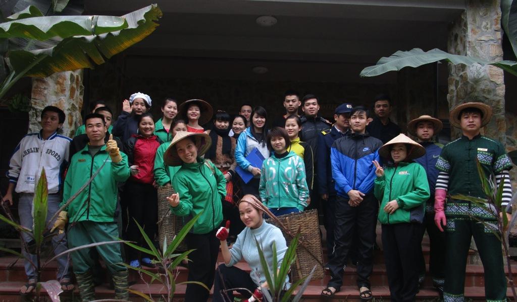 Mai Chau Ecolodge - World responsible travel market day 2015 01