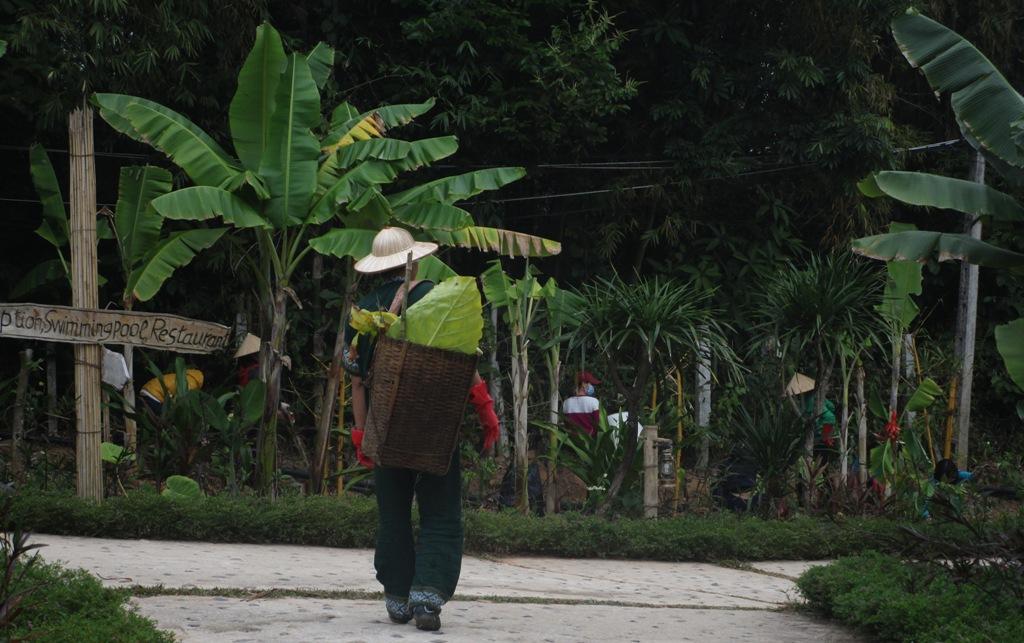 Mai Chau Ecolodge - World responsible travel market day 2015 06